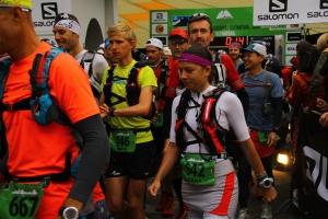 Yarış başlangıcı, konsantre anları. Fotoğraf: sportograf